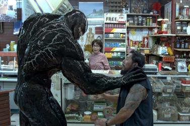 A Venom és a Csillag születik uralja a mozis bevételi ranglistát