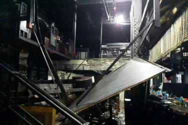 Vizes vb: Leomlott egy éjszakai klub galériája, ketten meghaltak, több sportoló megsérült