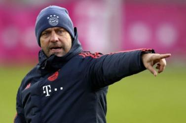 Flick a szezon végén távozna a Bayern Münchentől