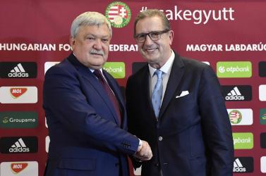 Sorra dőlnek ki a magyar fociválogatott tagjai
