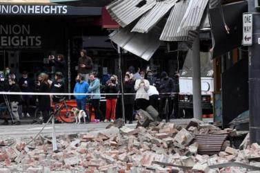 """Földrengés Ausztráliában: """"Kirángattam a gyerekemet az ágyból, és kirohantunk a házból"""" – PODCAST"""