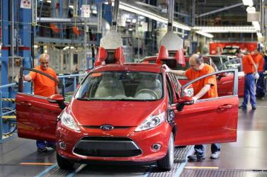 Elektromos járművet fog gyártani 2024-től aFord Romániában