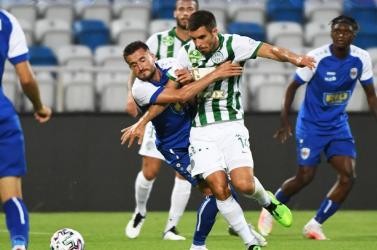 BL-selejtező: Kettős győzelemmel jutott tovább a Ferencváros