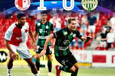 BL-selejtező: Vereséggel jutott tovább a Ferencváros