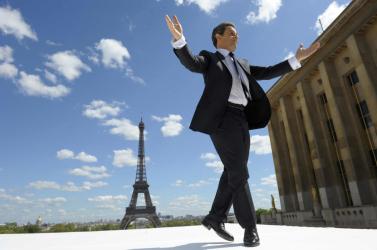 Sarkozynek nyomulhatnékja támadt
