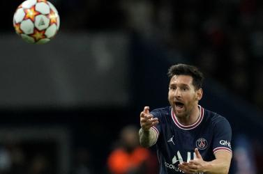 Messi elárulta, kinek adná az Aranylabdát