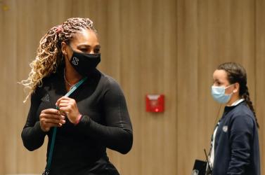 Roland Garros - Serena Williamsa sérülése miattvisszalépett