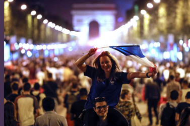 A franciák 82 százaléka győzelemre számít a vb-döntőben