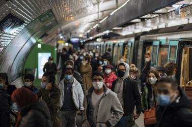 Franciaországban is megjelent az indiai vírusvariáns