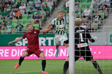 BL-selejtező:Ferencváros-Zalgiris Vilnius 2-0