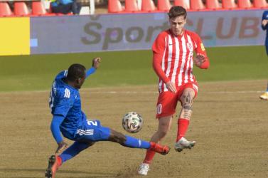 Fortuna Liga: Fábry remek szabadrúgásgólja is kevés volt a nyitraiak ellen