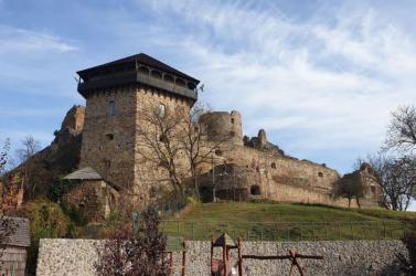 Kazamatákat tettek látogathatóvá a füleki várban