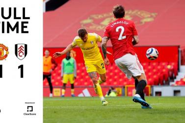 Premier League : Hazai pályán nem bírt a Fulhammel a Manchester
