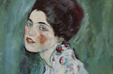 Kiállították Klimt 23 éve ellopott festményét