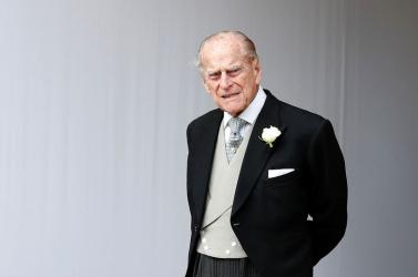 Továbbra is kórházban a brit uralkodó férje, de a hírek szerint jól van