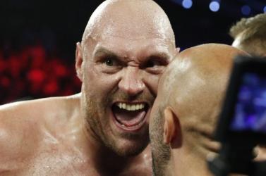 Fury idén már biztosan nem bokszol