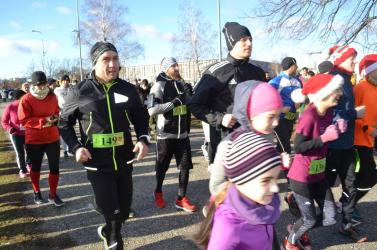 Megdőlt a részvételi csúcs: 406 futó és kocogó a dunaszerdahelyi Szilveszteri futáson