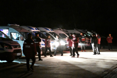 Legalább 20 ember meghalt, miután felhőszakadás csapott le egy kínai terepfutóversenyen!