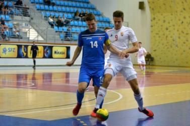 Futsal Eb-selejtező - Litvániában játszanak a magyarok