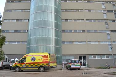 Már nem COVID-kórház a Svet zdravia galántai kórháza