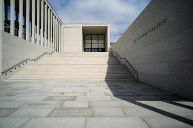 Látogatottsági rekordot döntött Berlin új múzeuma, a James Simon Galéria