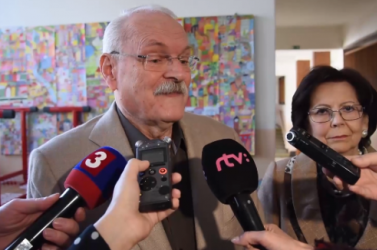 Gašparovič: Az új államfőnek kompromisszumokat kell keresnie