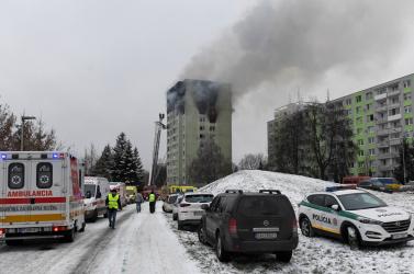 Több mint 100 ezer eurót osztanak szét az eperjesi gázrobbanás károsultjai közt