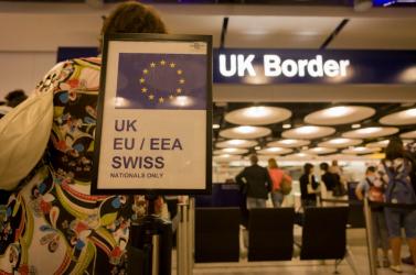 A jövő évtőlérvényesbevándorlási szabályok nem érintik a már Nagy-Britanniában élő EU-állampolgárokat