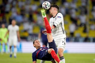 EURO-2020: Franciaország-Németország: 1-0