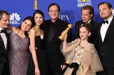 Golden Globe: Tarantino és Sam Mendes filmjét is díjazták