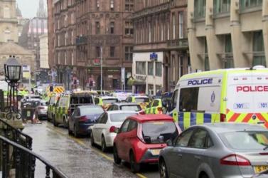Késelés történt Glasgowban - halottak is vannak
