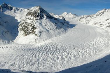 Veszélyes mértékű radioaktivitás szabadulhat fel az olvadó európai gleccserekkel is!