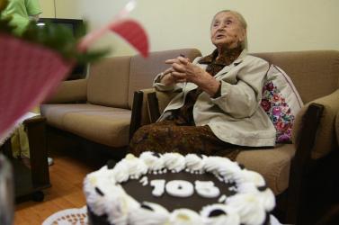 Elhunyt Gódány Veronika, Csallóköz legidősebb embere