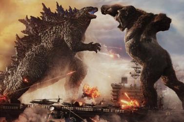 A járvány alatt még egyetlen film sem kaszált annyit a nyitóhétvégén, mint a Godzilla vs. Kong