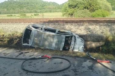 Szörnyű balesetben meghalt egy gyerek Rozsnyó mellett