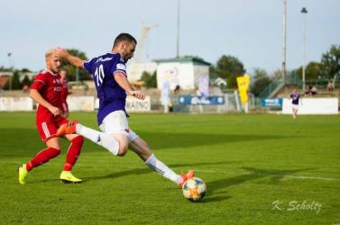 II. labdarúgóliga, 9. forduló: APomléban (is) Matics gólja döntött
