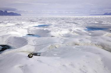 Nyolcvan éven belül tíz centivel nőhet a tengerek vízszintje a grönlandi olvadás miatt