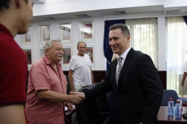 Menedékjogot kért Magyarországon a sorosozó volt macedón miniszterelnök