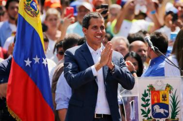 Szlovákia elismeri Juan Guaidót