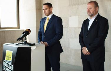 Gyimesi György kártérítést ígér a Beneš-dekrétumok miatt, szerinte eddig a magyar politikusok tehetetlenek voltak