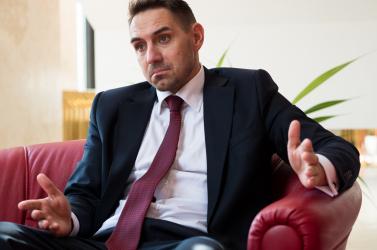 Az OĽaNO két képviselője nem támogatja Heger kormányát, egyikük Gyimesi György