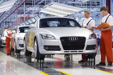 Készül az újraindulásra a győri Audi