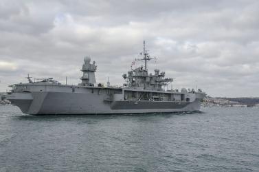 Orosz hadgyakorlat kezdődött a Fekete-tengeren, ahol a NATO gyakorlatozik