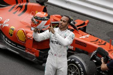 Orosz Nagydíj - Hamilton nyert és növelte előnyét az összetettben
