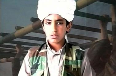 Terrorlistára került Oszama bin Laden fia