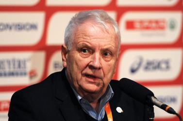 Agyvérzést kapott az Európai Atlétikai Szövetség elnöke
