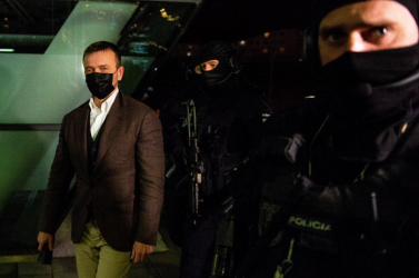 Haščák őrizetbe vétele azzal függhet össze, hogy egy rakás pénzért megkaparintotta a Gorilla-hangfelvételeket