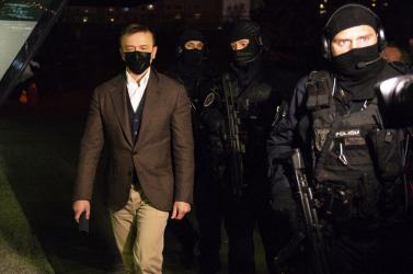 """Haščák """"szponzori támogatást"""" akart küldeni a rács mögül az ilavai börtönnek, az igazgató jelentette a NAKA-nak"""