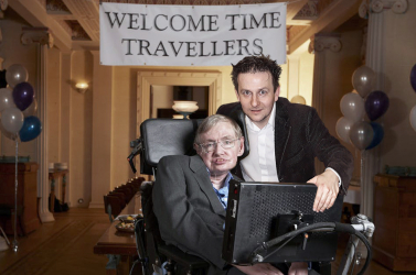 Hawking eltitkolt fotója?