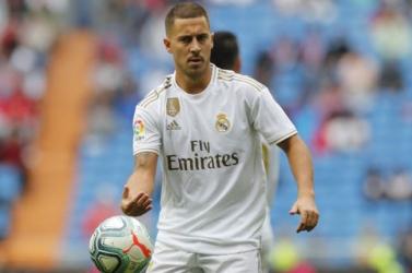 Eden Hazard szerint gyenge volt az első idénye a Real Madridnál